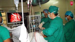 Как делают операцию на легких