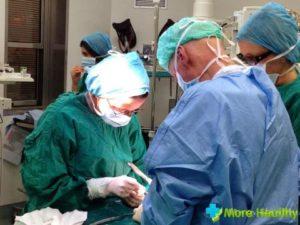 Сколько времени идет операция по удалению матки
