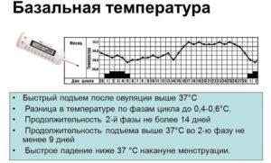 Может ли подняться температура из за месячных