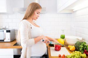 Что кушать при токсикозе
