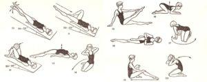 Упражнения Бубновского при опущении матки