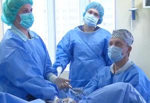 Операция при пролапсе матки