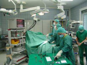 Диагностическая лапароскопия при бесплодии