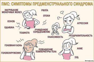 Сколько длится пмс у женщин