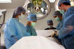 Лечение рака матки