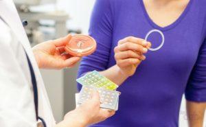 Контрацептивы для женщин