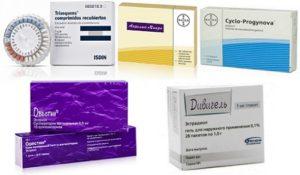 Какой гормональный препарат выбрать при климаксе