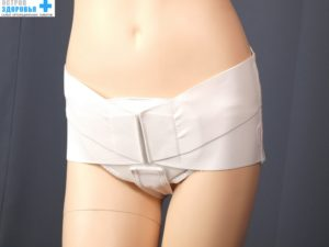 Бандаж и поддерживающее бельё при опущении матки
