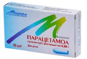 Парацетамол при болях при месячных