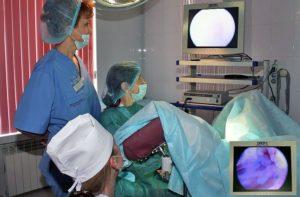 Осложнения после гистероскопии матки