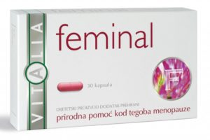 Таблетки Феминал