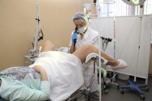 Как делают гистероскопию матки