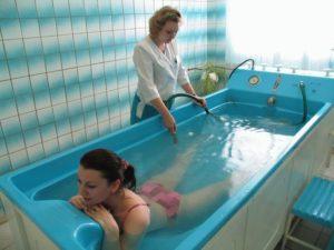 Радоновые ванны при миоме матки