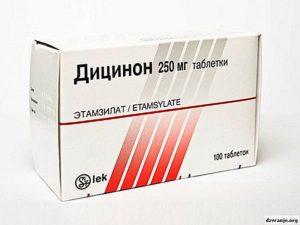 Таблетки от кровотечения матки