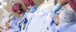 Температура после операции по удалению матки