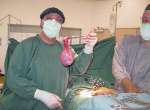 Осложнения после операции по удалению матки