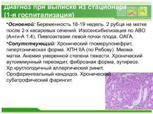 Что называют анемией матки