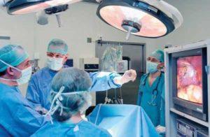 Выделения после лапароскопии